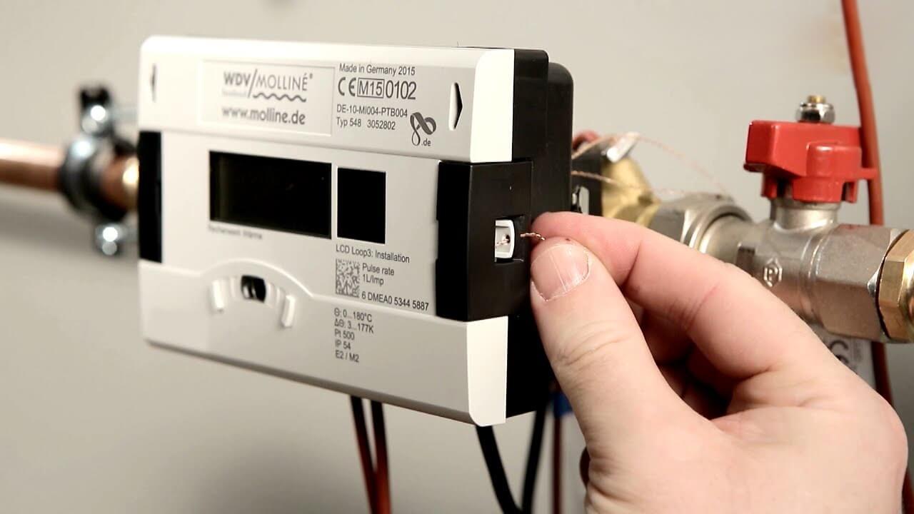 купить Як встановити квартирний лічильник тепла